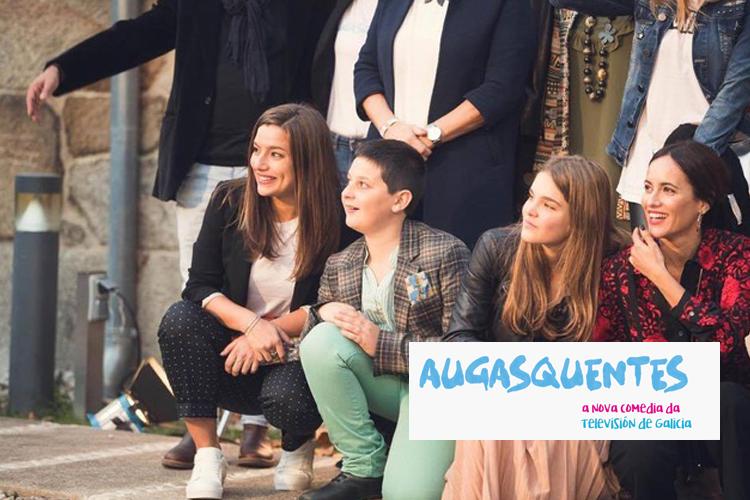 """Sheyla Fariña Prensa """"Presentación Augasquentes"""""""