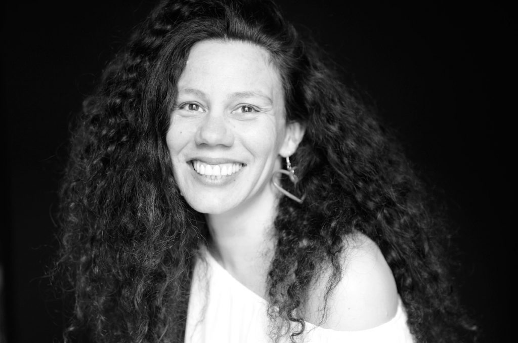 Dayana Contreras actriz Marco Gadei