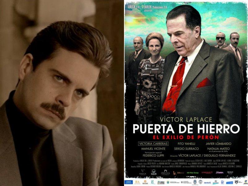 Alejandro Carro Personajes «Puerta de hierro, el exilio de Perón»