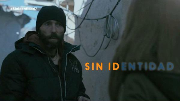 """Martín Aslan Personaje """"Sin Identidad"""""""