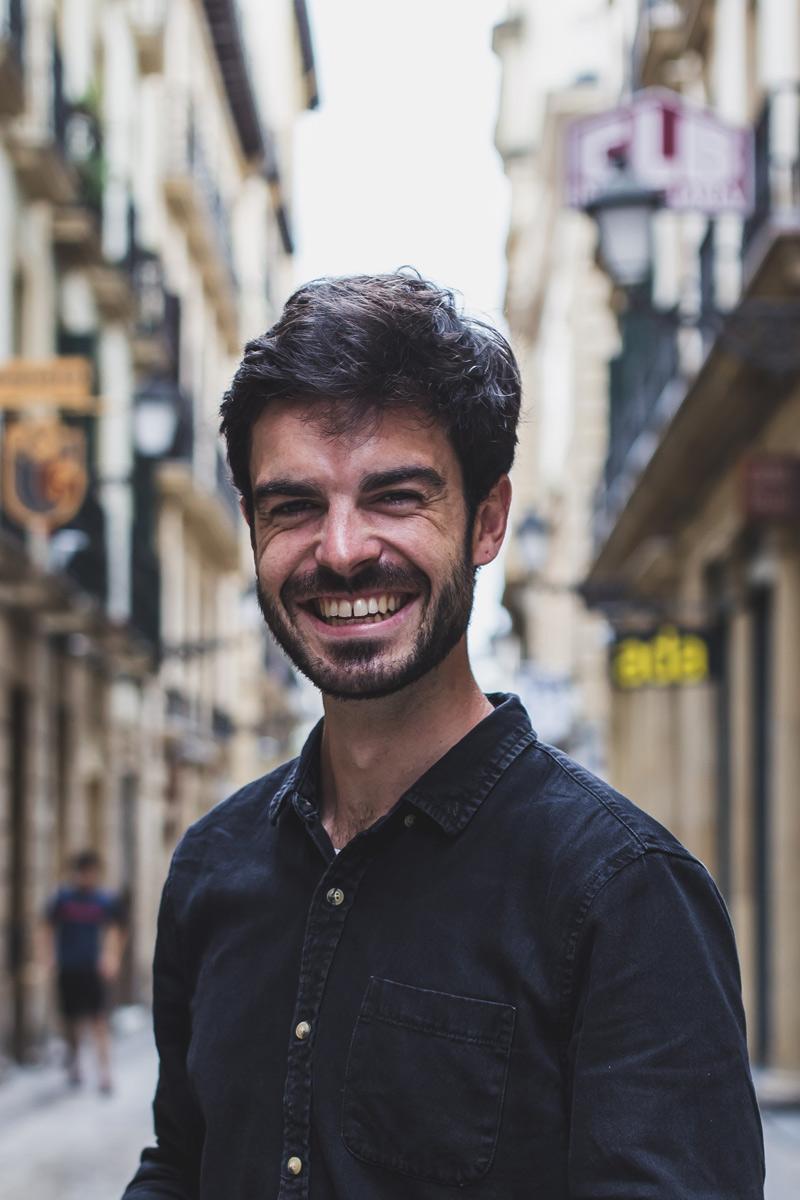 Ander Azurmendi actor Marco Gadei