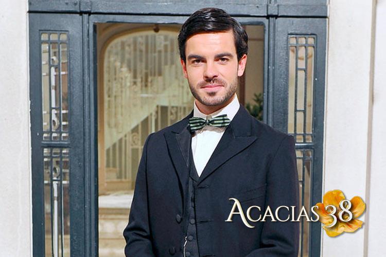 Ander Azurmendi Personaje «Acacias 38»