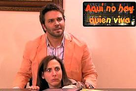 """Juan Martín Gravina personaje """"Aquí no hay quien viva"""""""