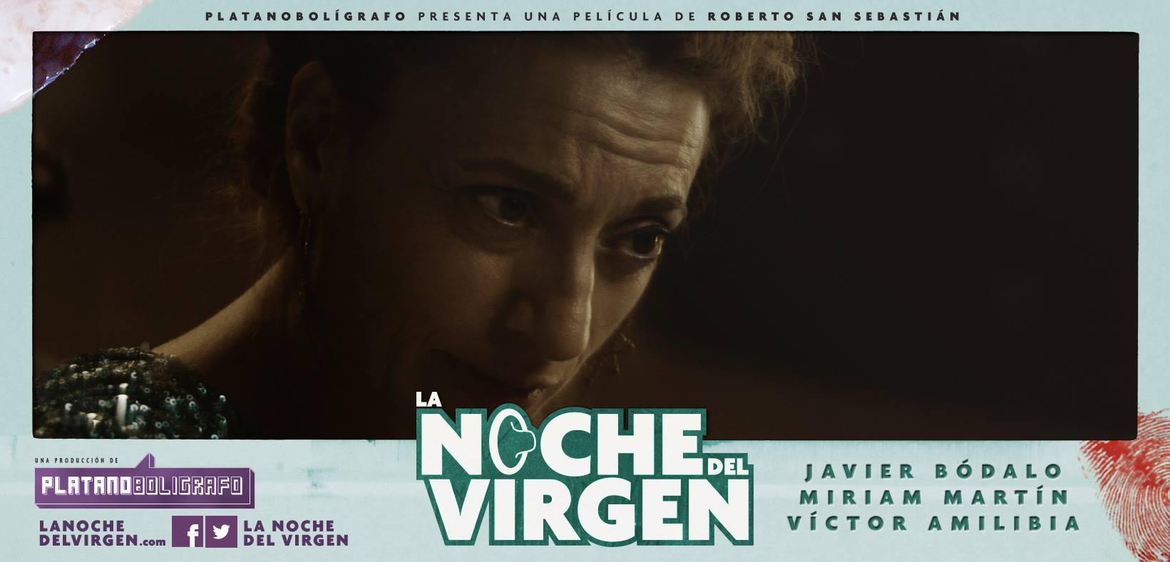 """Miriam Martín Personaje """"La noche del virgen"""""""