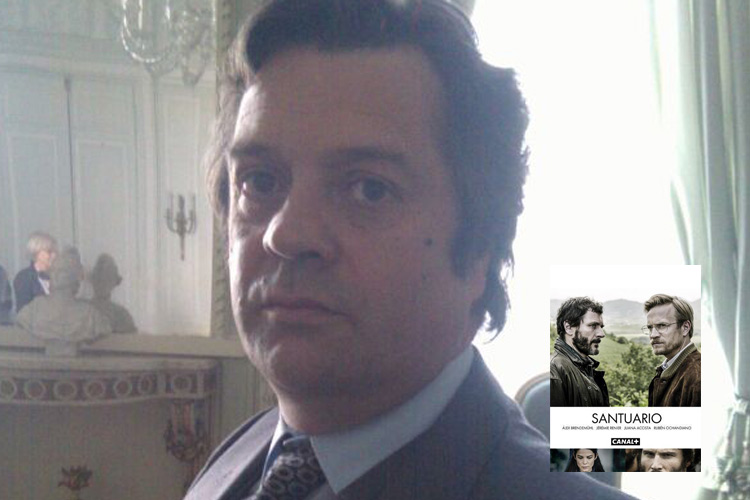 Carlos Zabala Personaje «Sanctuaire» – Français