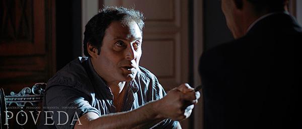 Miguel Berlanga personaje «Poveda»