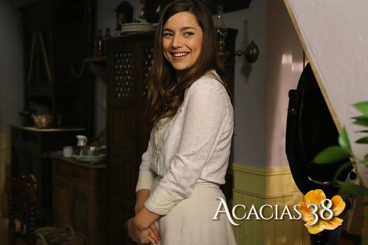 Sheyla Fariña Personaje «Acacias 38»