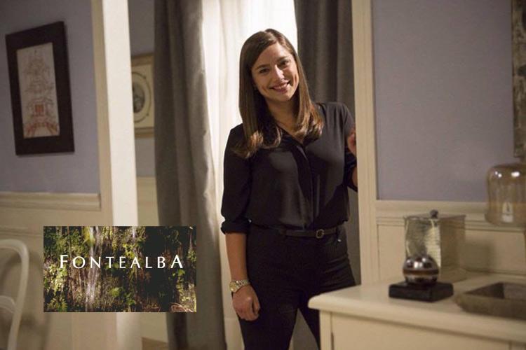 Sheyla Fariña Personaje «Fonteaba»