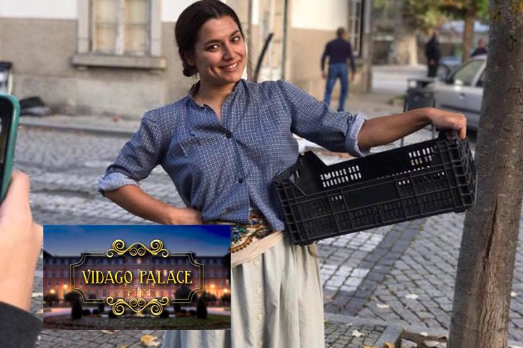 Sheyla Fariña Personaje «Vidago Palace»