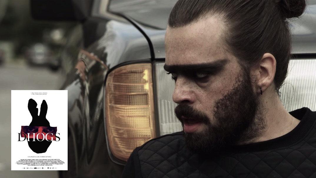 "Alejandro Carro Personaje ""Doghs"""