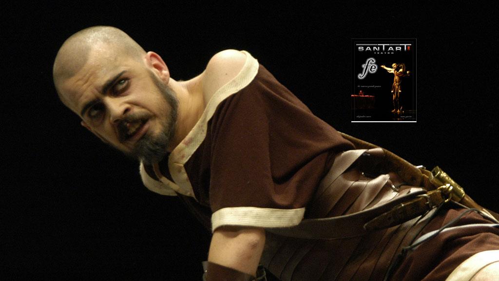 Alejandro Carro Personajes «Fe»