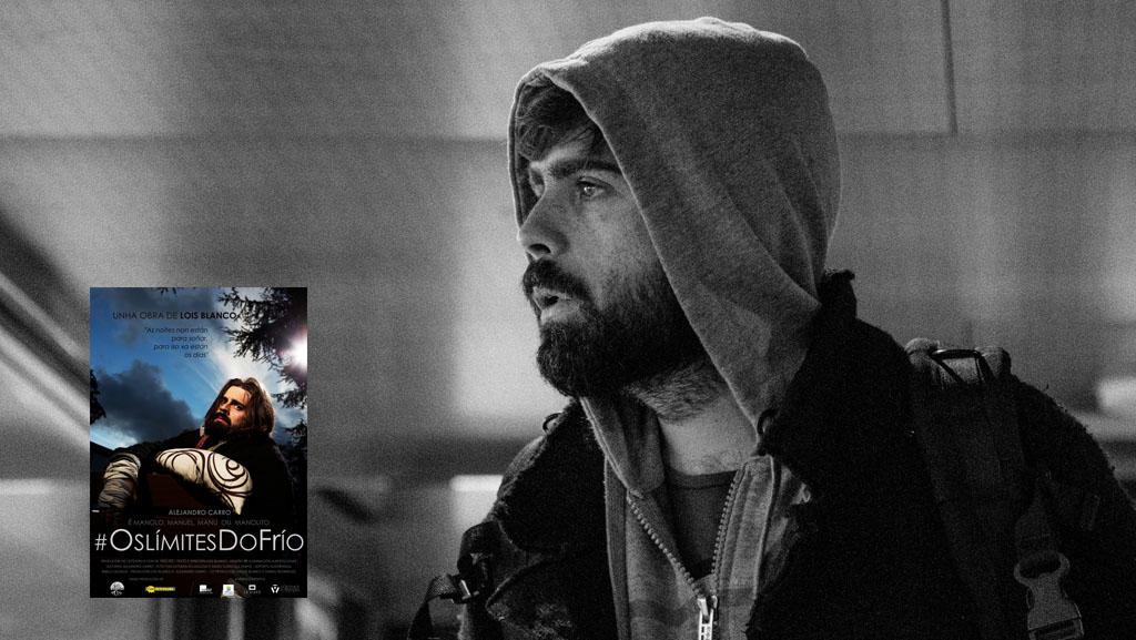 """Alejandro Carro Personaje """"Os limite do frio"""""""