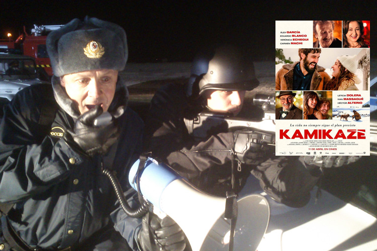 Algis Arlauskas personaje «Kamikaze»