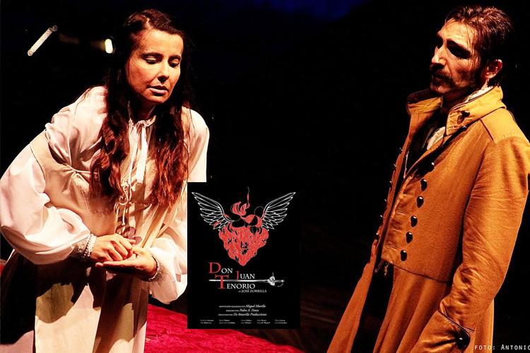 Ana Batuecas personaje «Don Juan Tenorio»