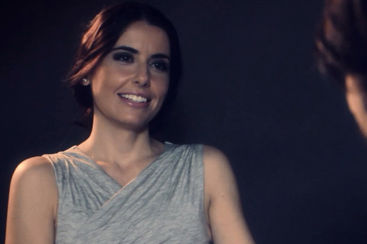 "Ana Batuecas personaje ""Mirame"""