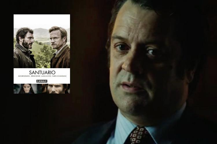 "Carlos Zabala Personaje ""Sanctuaire"" – Français"