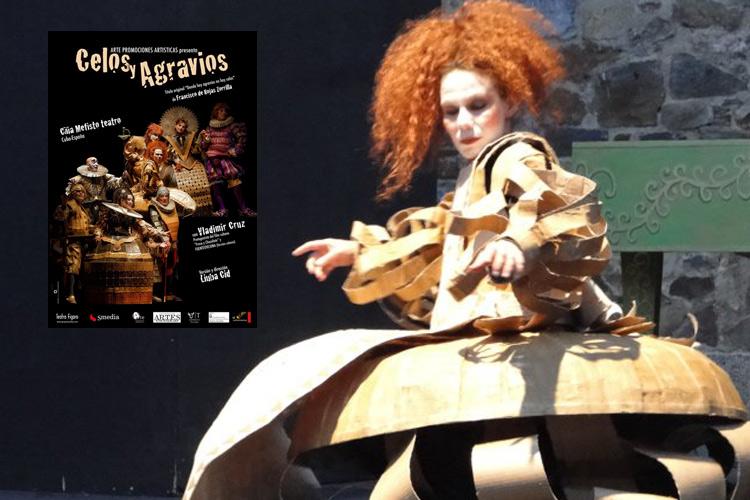 Dayana Contreras personaje «Celos y Agravios»