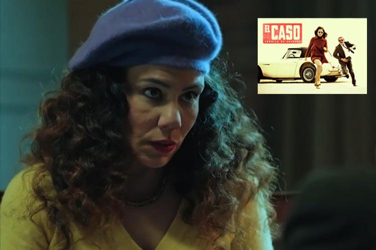 """Dayana Contreras personaje """"El Caso"""""""