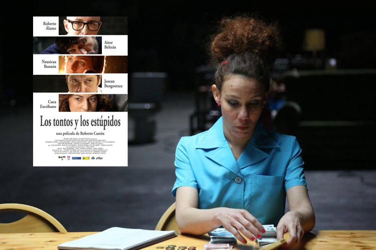 """Dayana Contreras personaje """"Los Tontos y los estúpidos"""""""