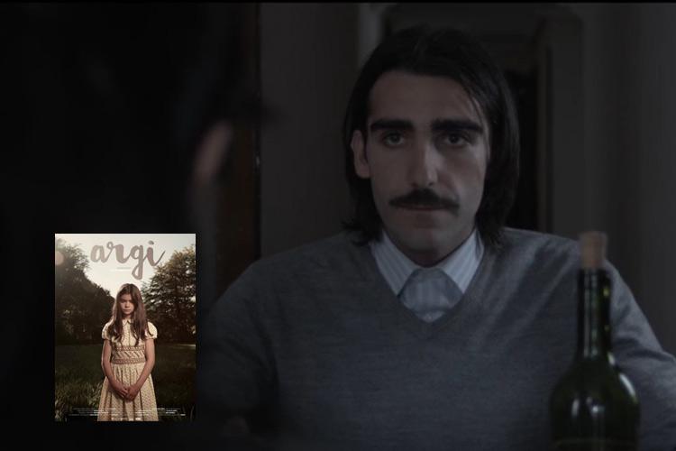 """Guillermo Serrano personaje """"Argi"""""""