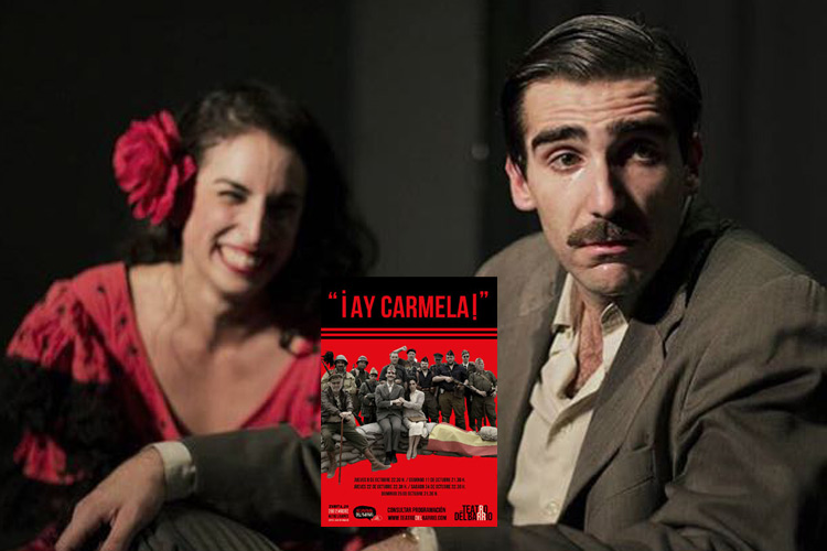 "Guillermo Serrano personaje ""Ay, Carmela"""