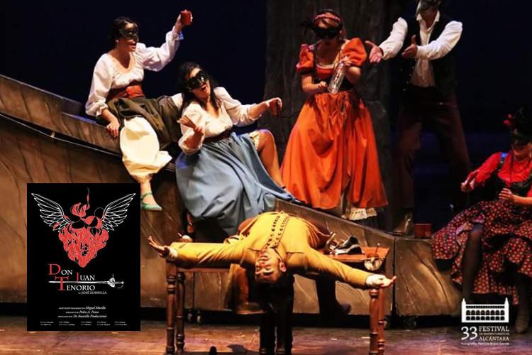 Guillermo Serrano personaje «Don Juan Tenorio»