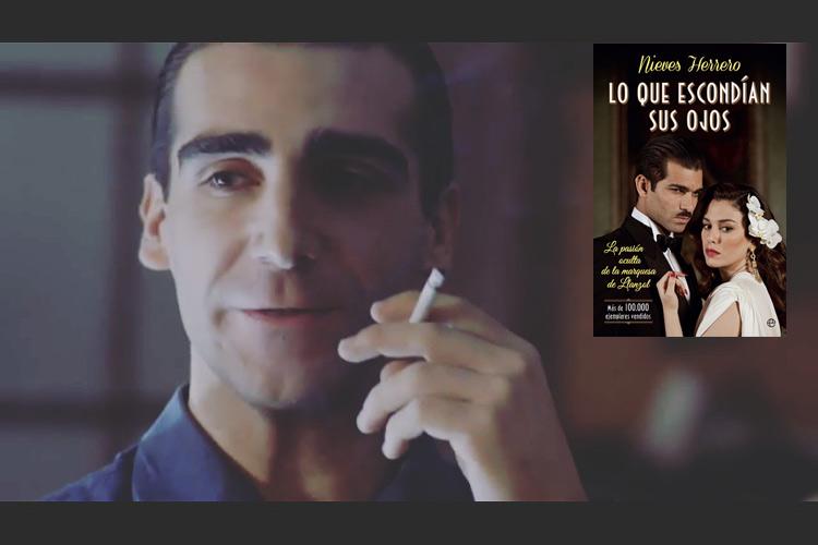 """Guillermo Serrano personaje """"Lo que escondían sus ojos"""""""