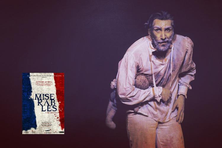 """Guillermo Serrano personaje """"Los Miserables"""""""