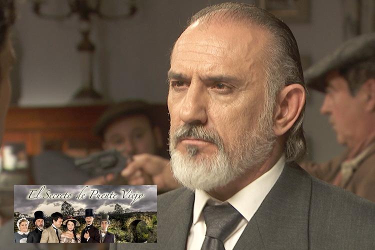 Julio Vélez personaje «El secreto de Puente Viejo»