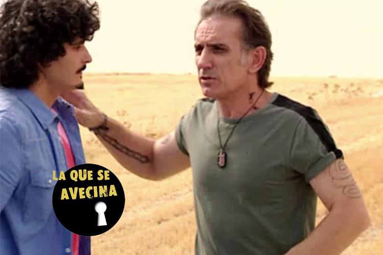 Julio Vélez personaje «La que se avecina»