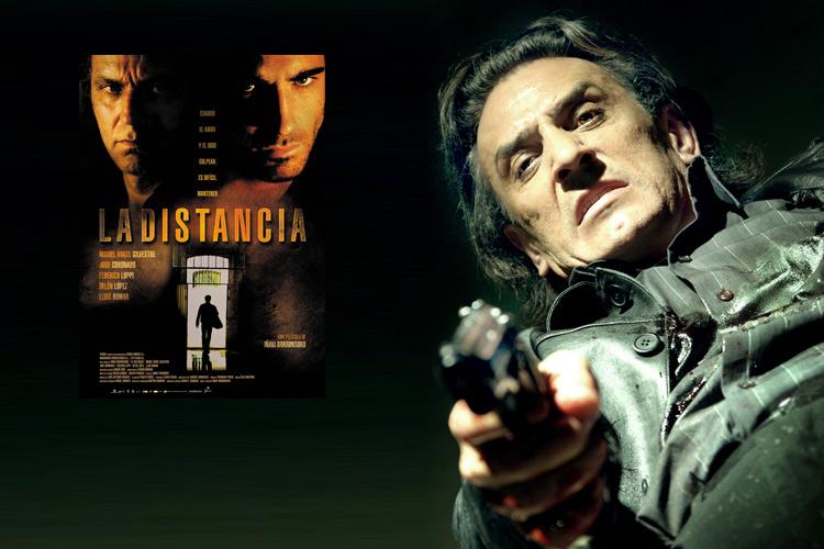 Julio Vélez personaje «La distancia»