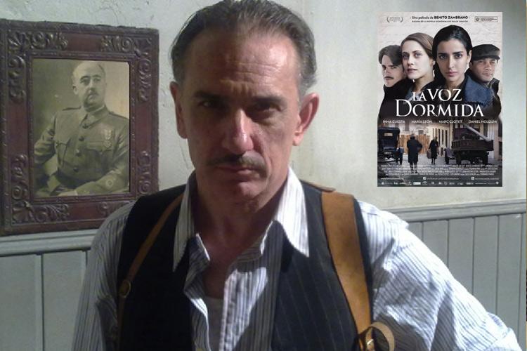 Julio Vélez personaje «La voz dormida»