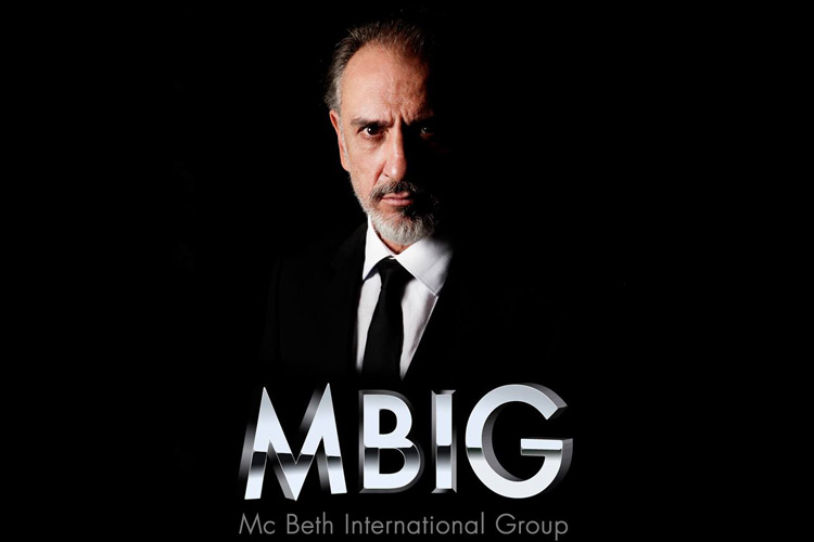 Julio Vélez personaje «MBIG»