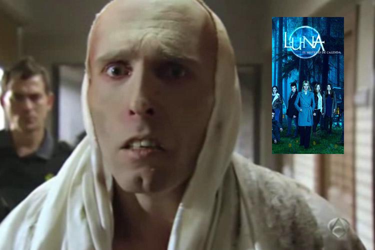 """Martín Aslan personaje """"Luna, el misterio de Calenda"""""""