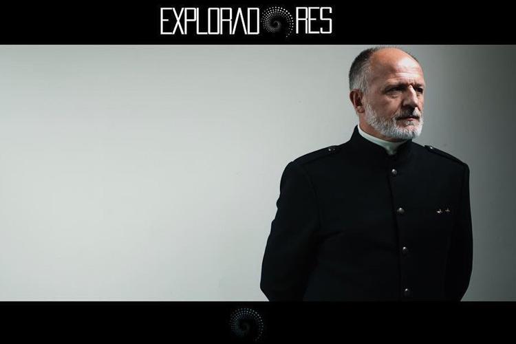"""Pablo Viña personaje """"Exploradores"""""""