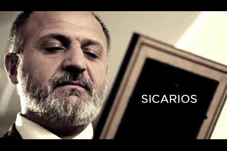 """Pablo Viña personaje """"Sicarios"""""""
