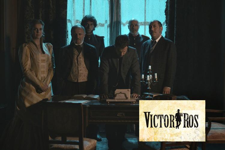 """Pablo Viña personaje """"Victor Ros"""""""