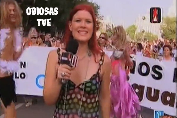 "Verónica Bagdasarian reportera ""Odiosas"""