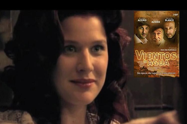 Verónica Bagdasarian personaje «Vientos de agua»