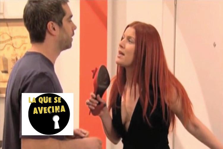 """Verónica Bagdasarian personaje """"La que se avecina"""""""