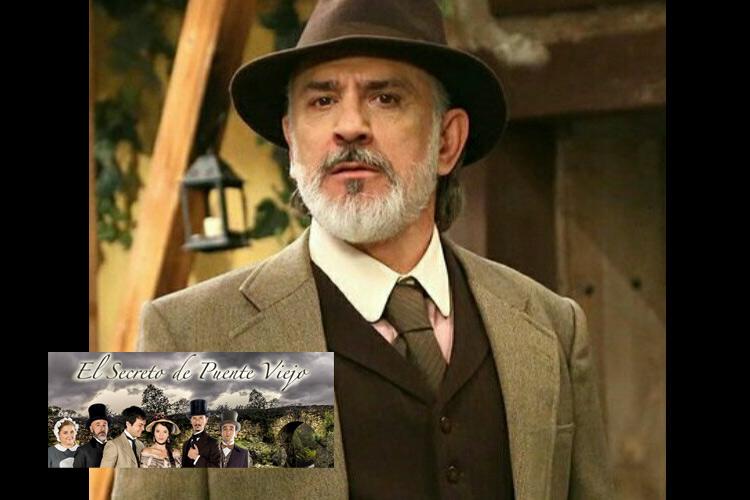 """Julio Vélez personaje """"El secreto de Puente Viejo"""""""
