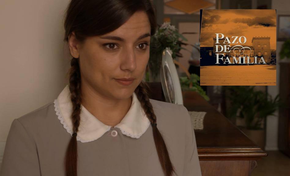 Sheyla Fariña personaje «Pazo de Familia»
