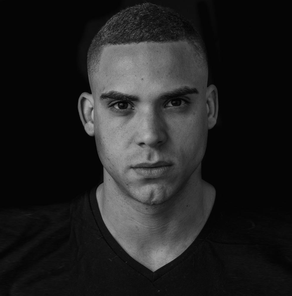 Edson de Souza, actor Marco Gadei Talent Agent