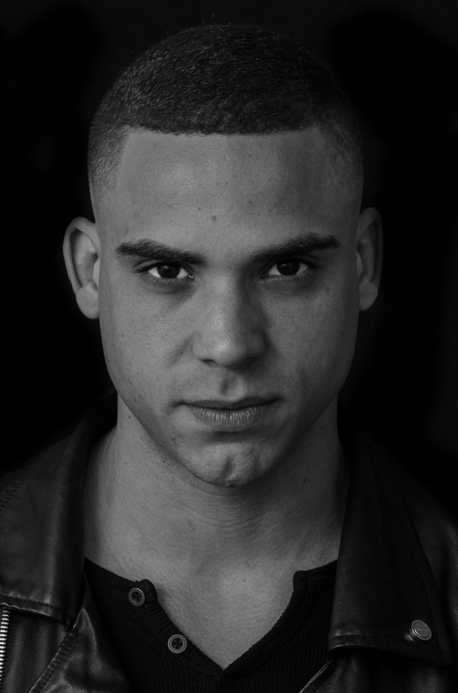 Edson de Souza, actor Marco Gadei Talent Agent