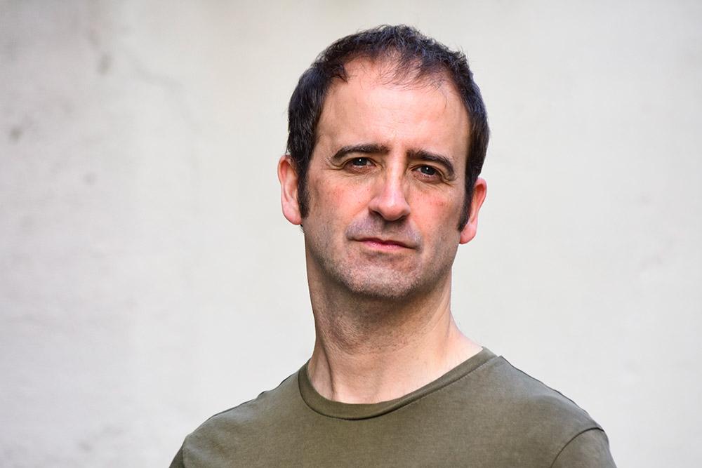 Iñigo Aranburu actor Marco Gadei Talent Agent Representante de actores