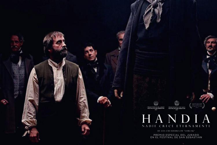 Iñigo Aranburu actor Marco Gadei Talent Agent Representante de actores, personaje en Handia