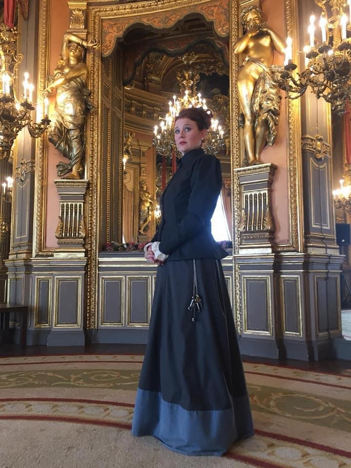 """Verónica Bagdasarian """"Palacio Linares"""""""