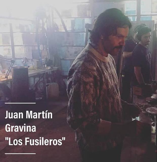 Juan Martín Gravina «Los Fusileros – Matar a Pinochet»