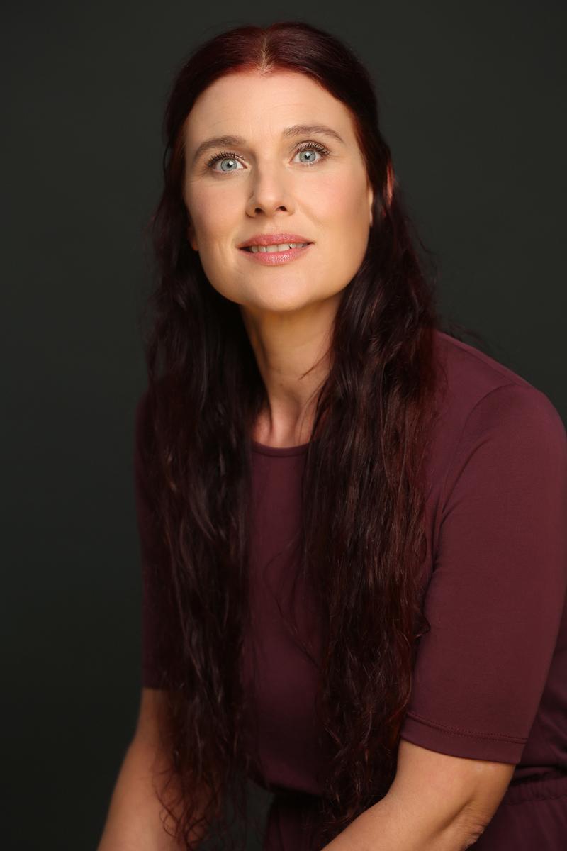 Verónica Bagdasarian, actriz Marco Gadei